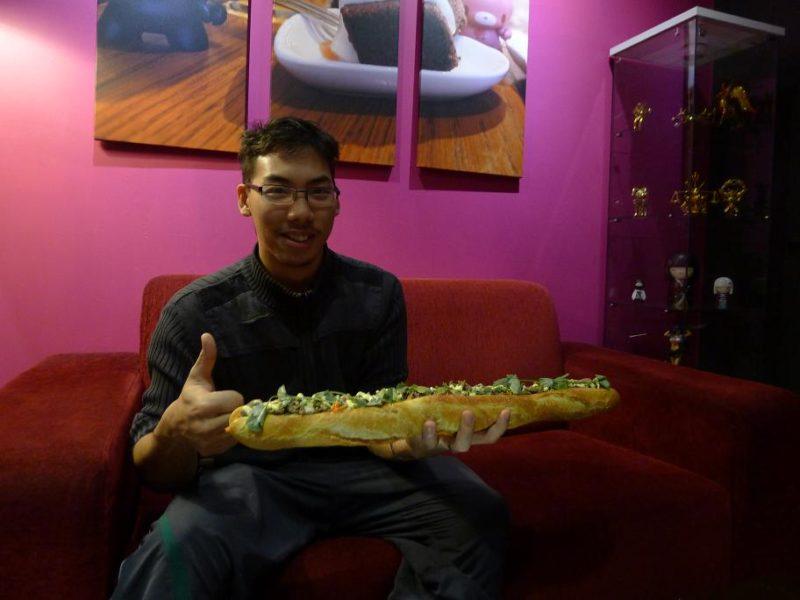 """Le 1er """"ZE sandwich"""", nom de code """"Coolzendwich"""""""